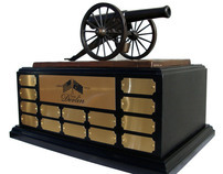 Inspired Bronze Custom Golf Trophies & Awards