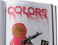 Colors of Violence - Colors Notebook