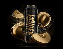 Golden cider