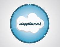 Viaggi Low Cost - Logo Concept