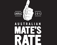 Mates Rate Shiraz