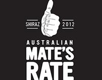 Mates Rate Shiraz