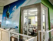 Rackspace Office Design: Virginia