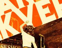 Dean Lickyer Poster