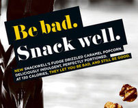 Backwards Creative Brief - Snackwell's