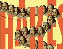 Shakesparade: Event poster