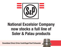 Soler & Palau Trade Show Banner