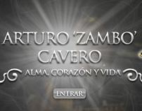 """Especial Multimedia - Arturo """"Zambo"""" Cavero"""