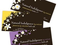 Natural Indulgence Labels