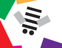 "Design Hero ""Paul Rand"" T-shirt Package Design"