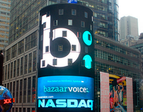 Bazaarvoice Out of Home Times Square