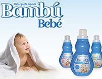 Detergente para la ropa - Bambú Bebé