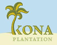 Kona Plantation Logo