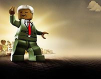 Madiba's Legocy - YouTube Hack