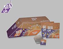 """""""ŞİFA"""" Herbal Tea Packaging Design"""