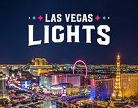 Las Vegas Lights FC Branding