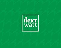 NextWatt Brand Identity