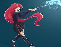 Hogwart's Witch