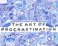 Stylist Magazine - The Art of Procrastination