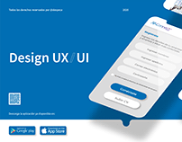 Design UX/UI @Connect+
