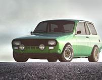 Dacia 1300 Spoon Edition (2015)