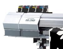 Anúncio Impressora Sublimática Roland FP-740