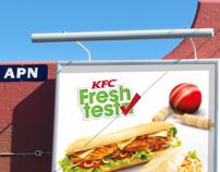 KFC Fresh Test