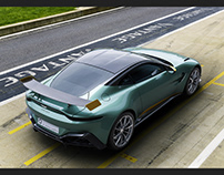 Aston MartinVantage Racing Heritage Edition images