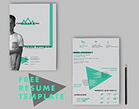 Self Promotion // Free CV