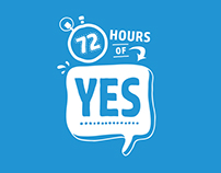 72 Hours of Yes