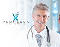 Logo Promedca - Venezuela / Miami