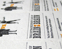 BrainVsBraun Business Cards