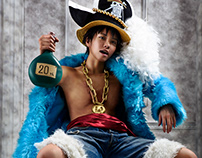 cosplay * ONE PIECE * 20th anniversary