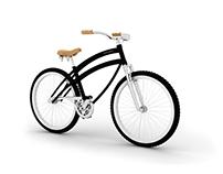 Due Bike Frame. Designed for Zasada Bike Company.