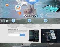 Webinar for event contest
