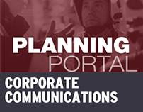 Sharepoint Planning Portal