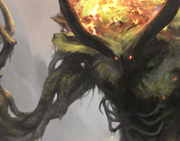 Fire Treant