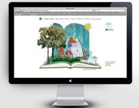 Web Design for Colégio o Nosso Jardim