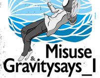 Misuse & Gravitysays_I Live @ Gagarin