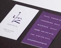 LMK Consulting, Inc. Brand Identity