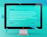 QUATREPLUSQUATRE - NEW DESIGN ( WEB DESIGN)