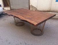 Ananas Woodworking - Yakışıklı Masa