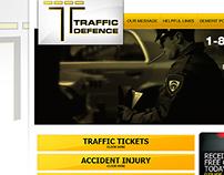 Traffic Defence: Mobile & UI designs