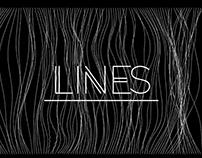 Lines 1.0 - Interactive Instalation