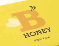 B Honey Packaging