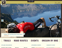 Ride Oregon Website