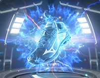 Mizuno Wave Lightning Z5 - BE THE STORM