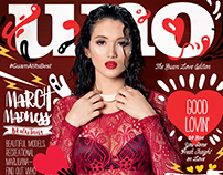 Uno Guam Magazine - Gloria Nelson Cover and Coverstory