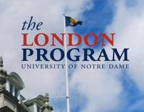 The London Program Brochure