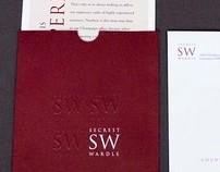Secrest Wardle Brand Identity